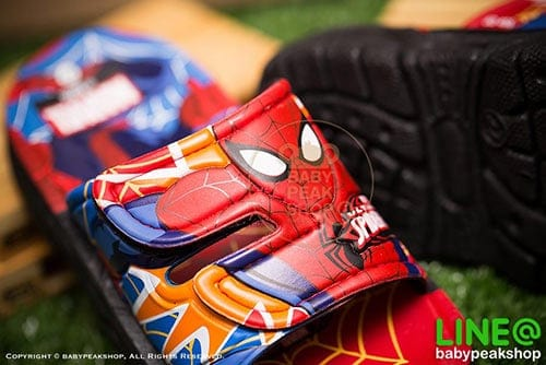 รองเท้าแตะเด็ก Spiderman