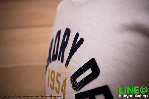 เสื้อยืดเด็กแขนสั้น KANGAROO ผ้า cotton แท้ สีขาวสกรีนกำมะหยี่ 1954JPN คุณภาพดี ไซส์ S-M-L-XL-XXL 4