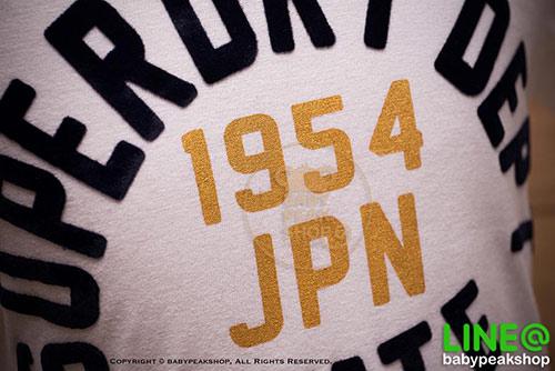 เสื้อยืดเด็กแขนสั้น KANGAROO ผ้า cotton แท้ สีขาวสกรีนกำมะหยี่ 1954JPN คุณภาพดี ไซส์ S-M-L-XL-XXL 6