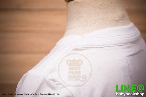 เสื้อยืดเด็กแขนสั้น-kangaroo-SUPER-BOY-ขาว-e