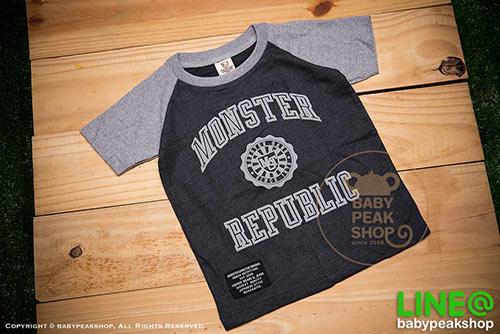 เสื้อยืดเด็ก-TB360-เทา-a