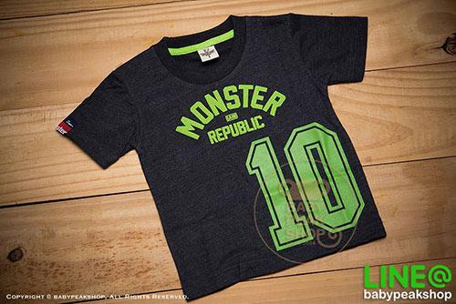เสื้อยืดเด็ก-TK104-ดำเขียว-a