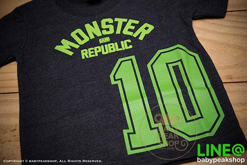 เสื้อยืดเด็ก-TK104-ดำเขียว-b