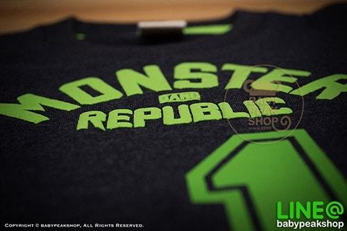 เสื้อยืดเด็ก-TK104-ดำเขียว-c