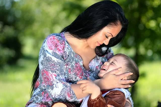 สร้างรอยยิ้มให้ลูกรักด้วยวิธีง่ายๆ สำหรับพ่อแม่มือใหม่ 1