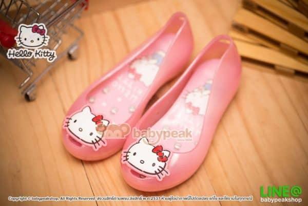 รองเท้าคัทชู Hello Kitty