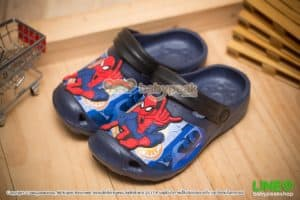 รองเท้าหัวโต Spiderman