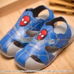 รองเท้ารัดส้นเด็ก Spiderman