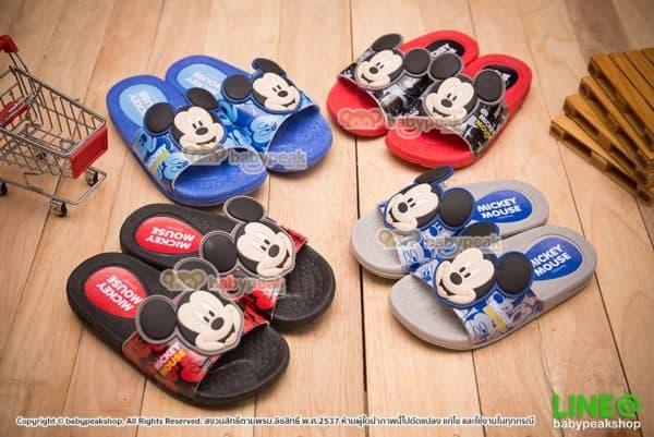 รองเท้าแตะ Mickey