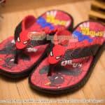 รองเท้าแตะ Spiderman