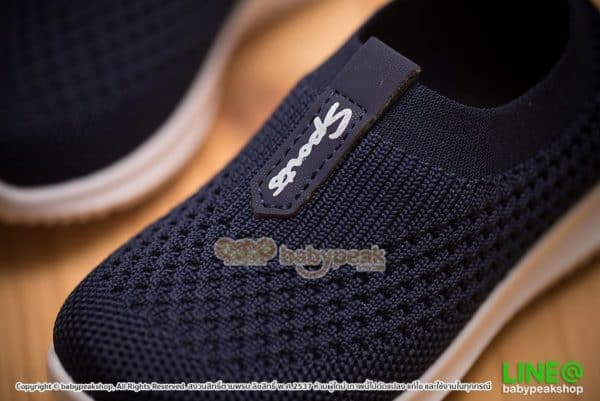 รองเท้าผ้าใบเด็ก Sport