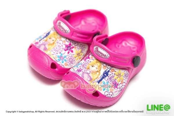 รองเท้าหัวโตเด็กผู้หญิง