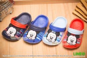 รองเท้าหัวโต Mickey Mouse