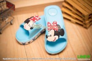 รองเท้าแตะสวมส้นเตี้ย Minnie Mouse