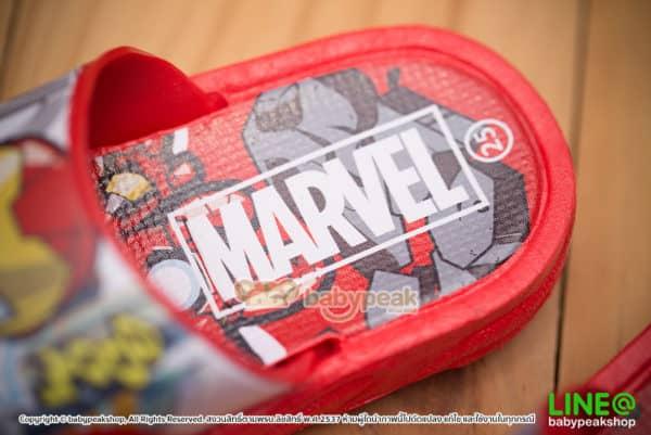 รองเท้าแตะสวม Marvel