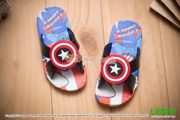 รองเท้าแตะ Marvel Avengers
