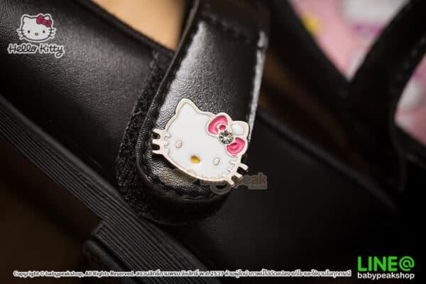 รองเท้านักเรียนคิตตี้ Hello Kitty