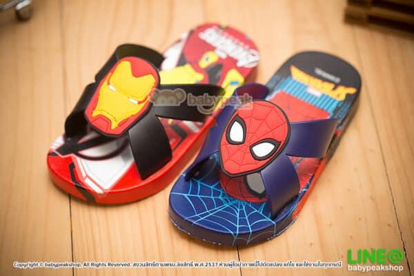 รองเท้าแตะ Avengers