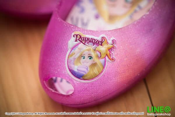 รองเท้าคัทชู rapunzel