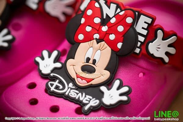 รองเท้าหัวโต Minnie Mouse