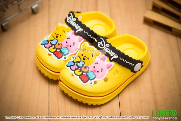 รองเท้าหัวโต Tsum Tsum